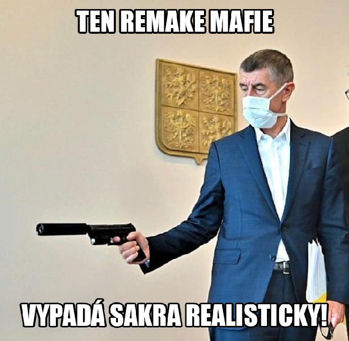 Obrázek Mafiaremake