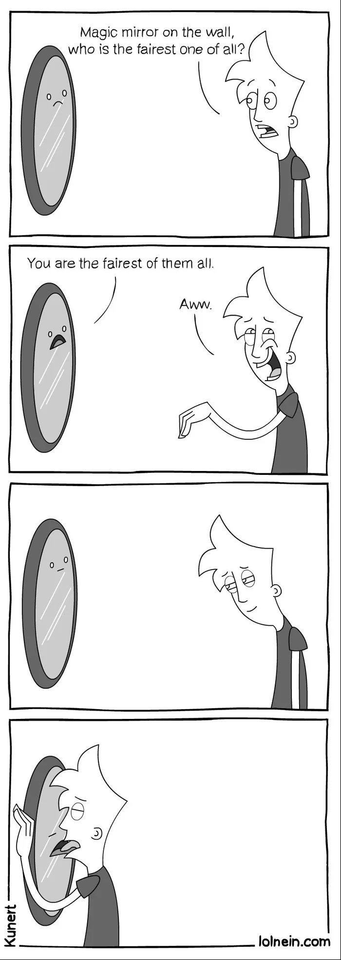 Obrázek Magic-mirror