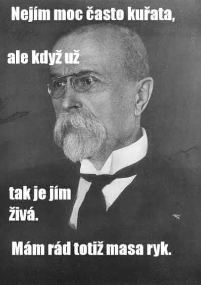Obrázek Masaryk
