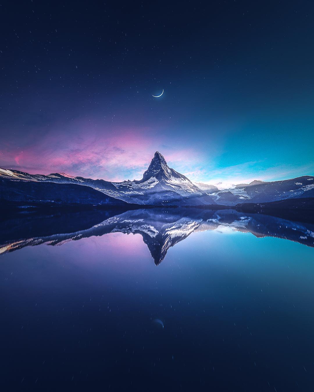 Obrázek Matterhorn