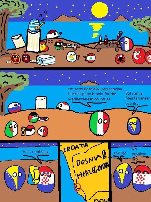 Obrázek Mediterranean-party