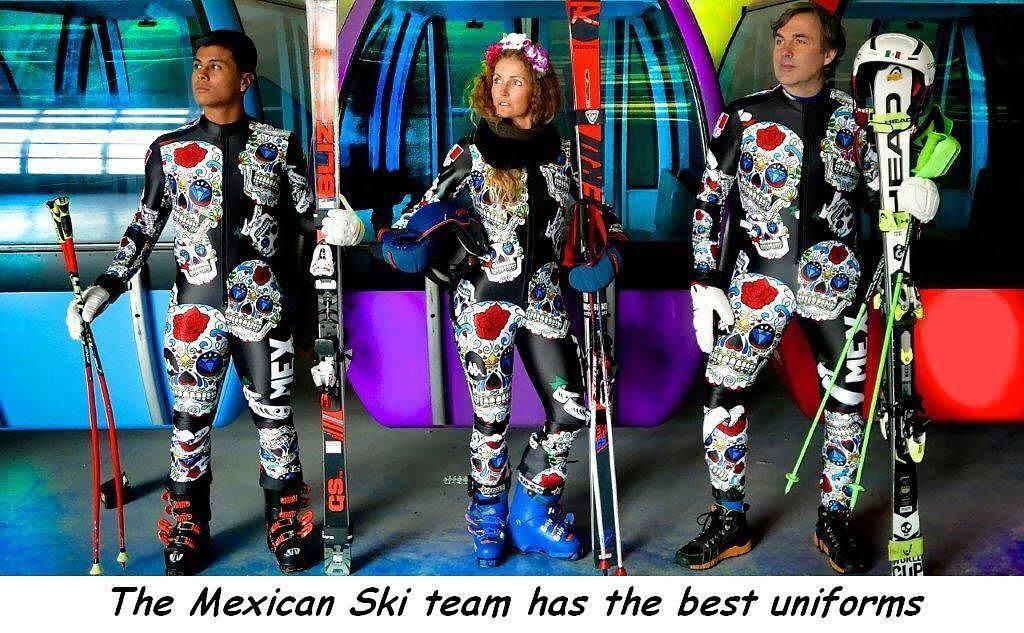 Obrázek MexicanSkiTeam
