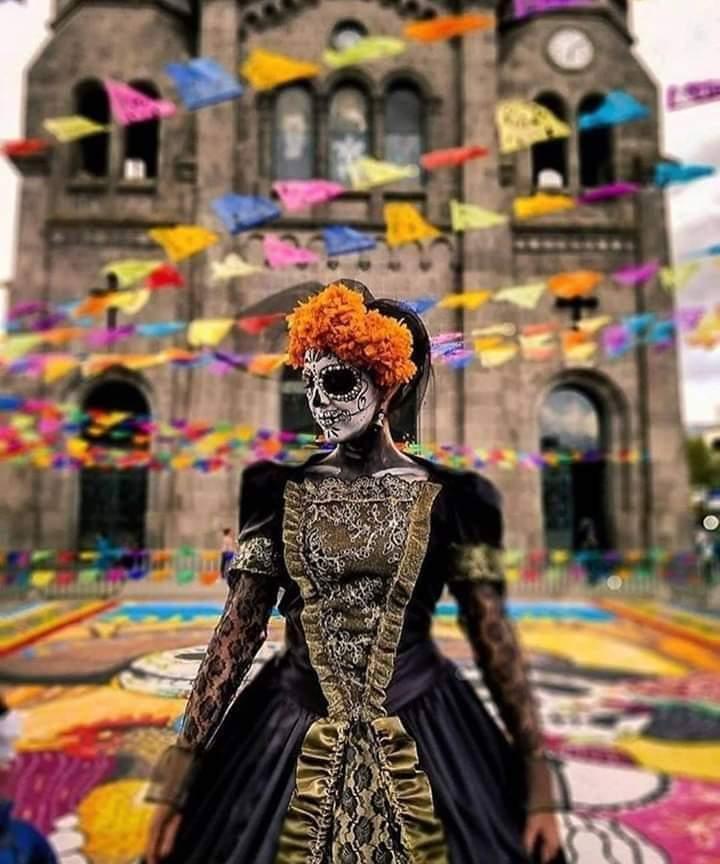 Obrázek Mexicodeadday