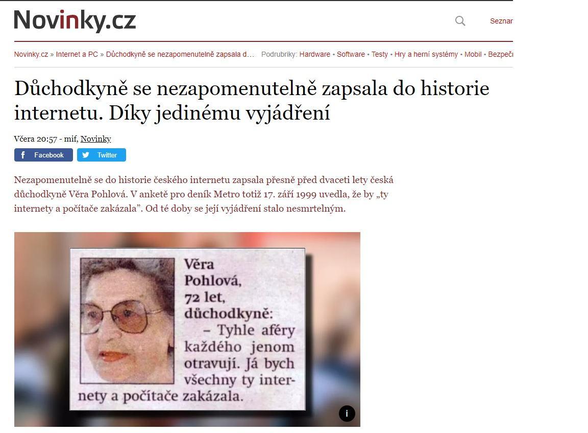 Obrázek Novinky18.9.2019