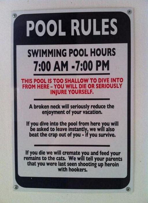 Obrázek PoolRules
