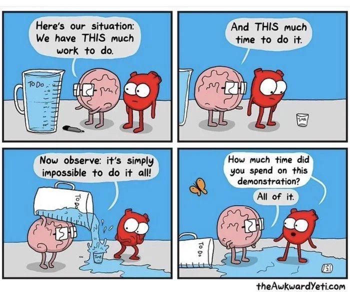 Obrázek ProcrastinationII