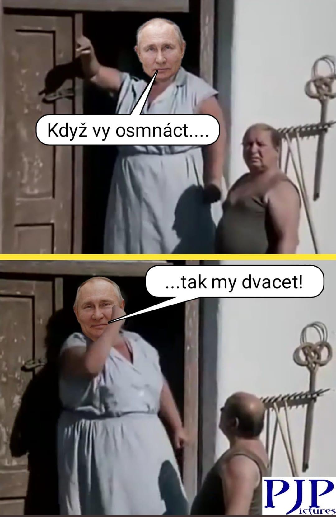 Obrázek Putinova
