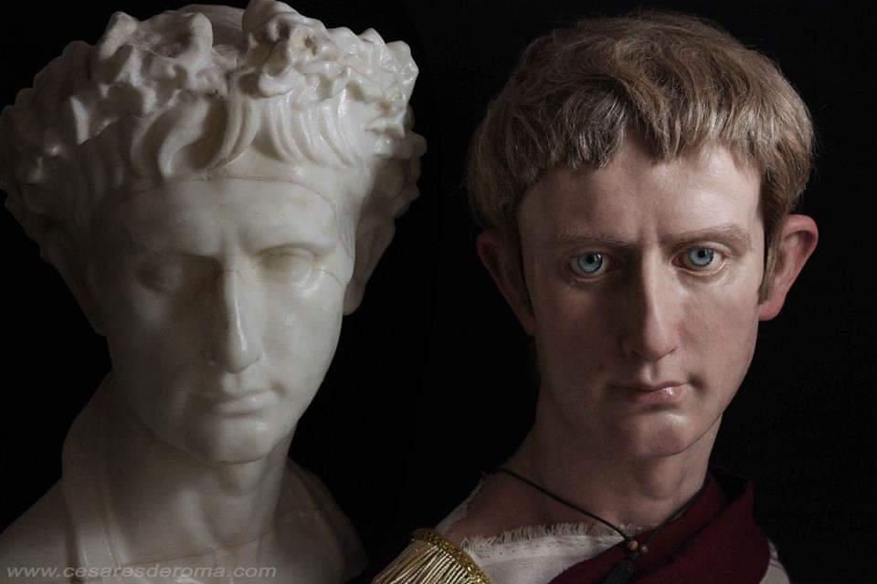 Obrázek Rekonstrukcetvaricisaru-Augustus