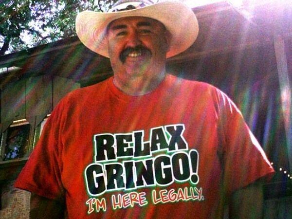 Obrázek RelaxGringoShirt