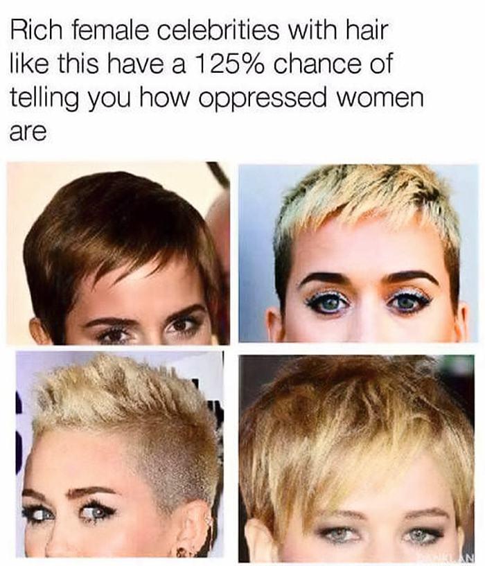 Obrázek RichWomenWithThisHaircut