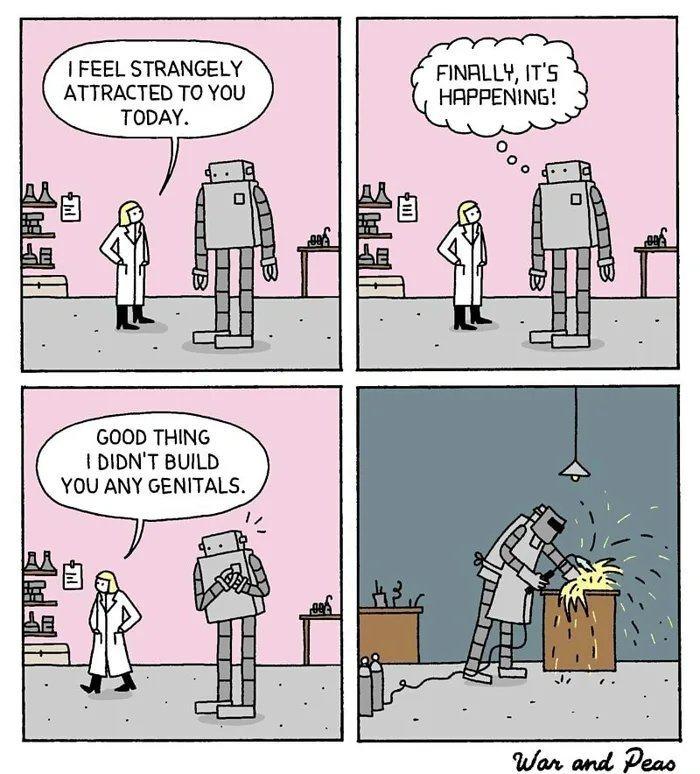 Obrázek Robots-have-feelings-too