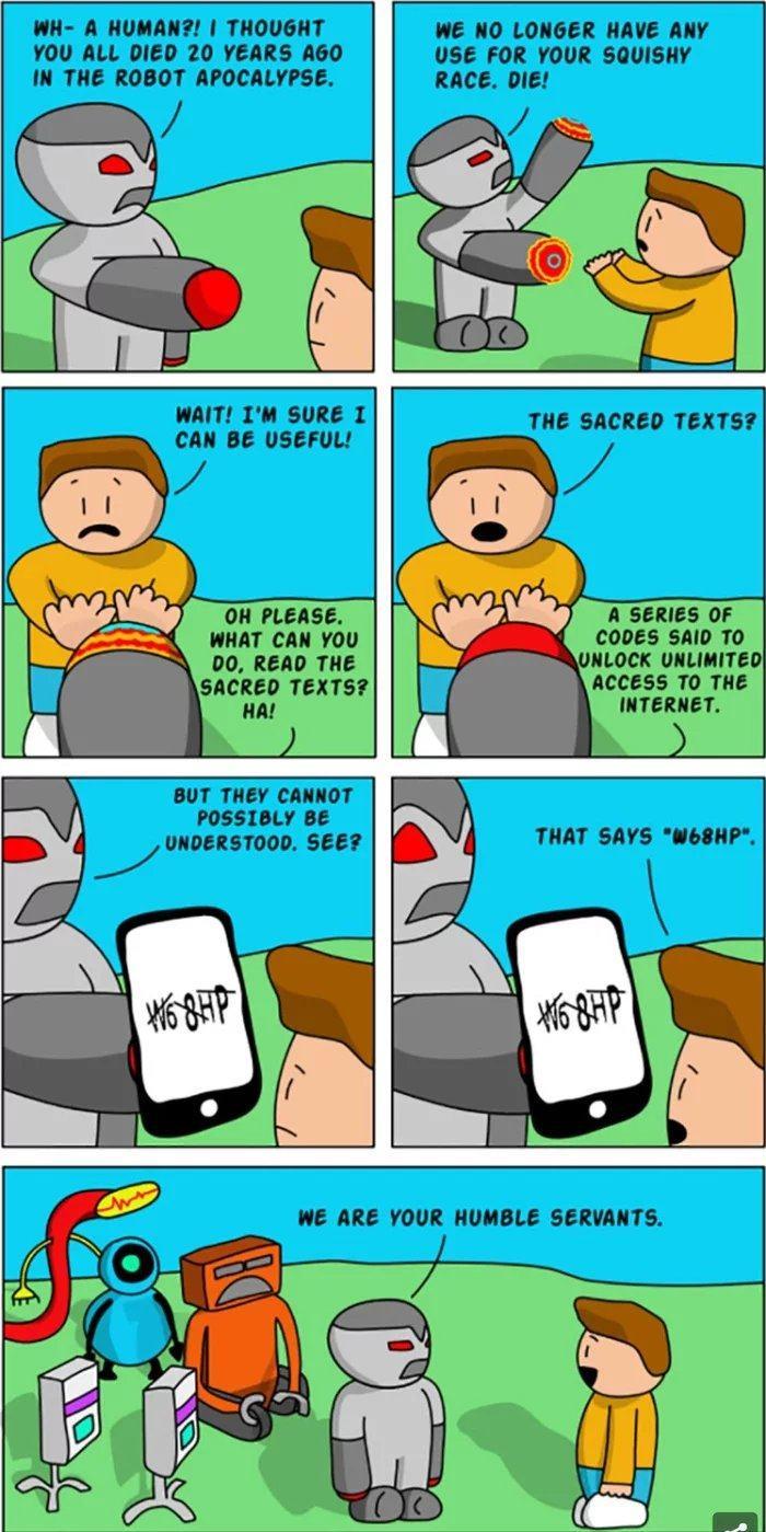 Obrázek Robotsuprising