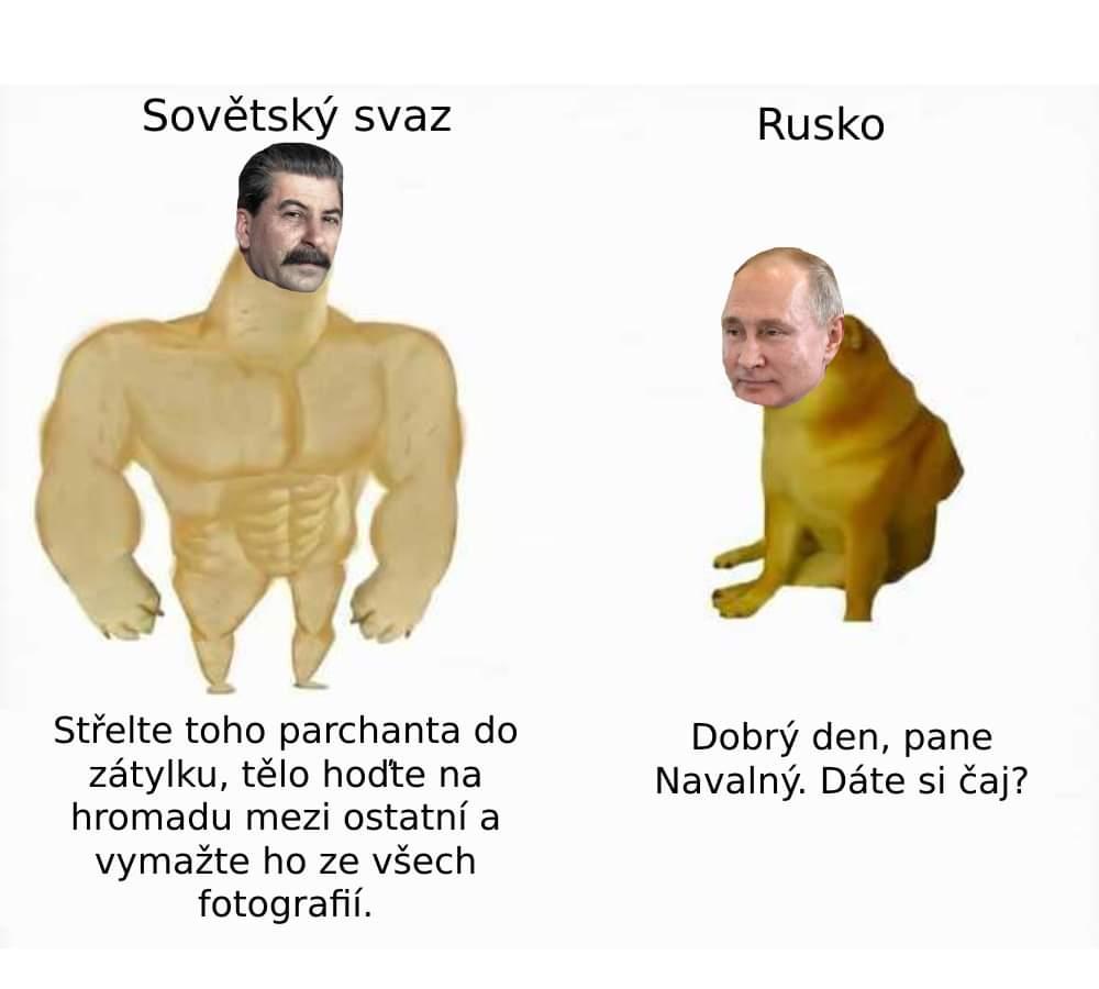 Obrázek SSSRvsRusko