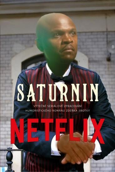 Obrázek Saturnin