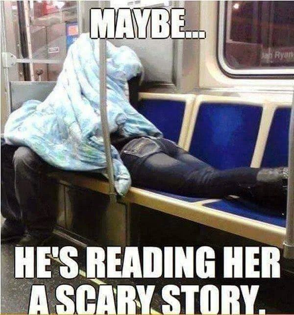 Obrázek Scarystoryreading