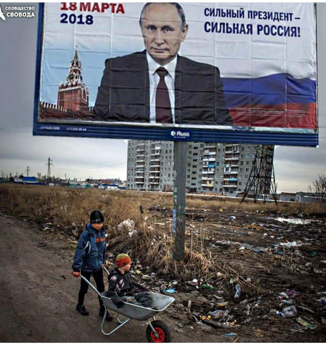 Obrázek SilnyprezidentsilneRusko