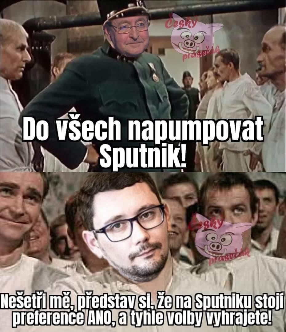 Obrázek Sputnik