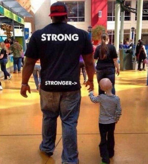 Obrázek Strengthisnotalwaysinmuscles