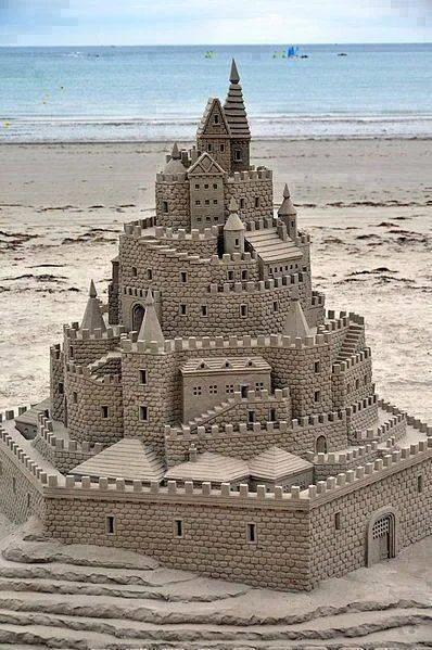 Obrázek This-Ultimate-Sand-Castle