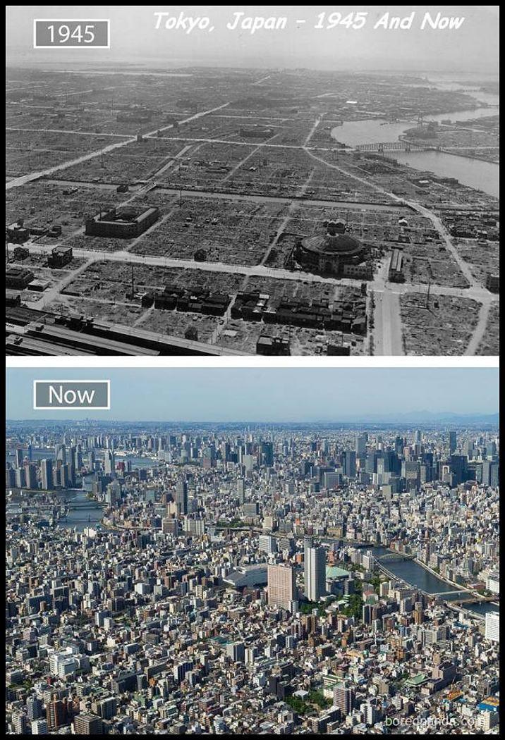 Obrázek Tokyo1945-Now