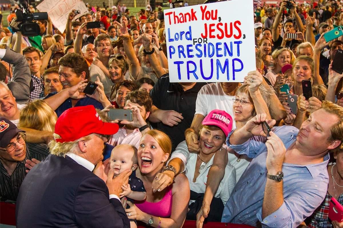 Obrázek Trumpgodlike
