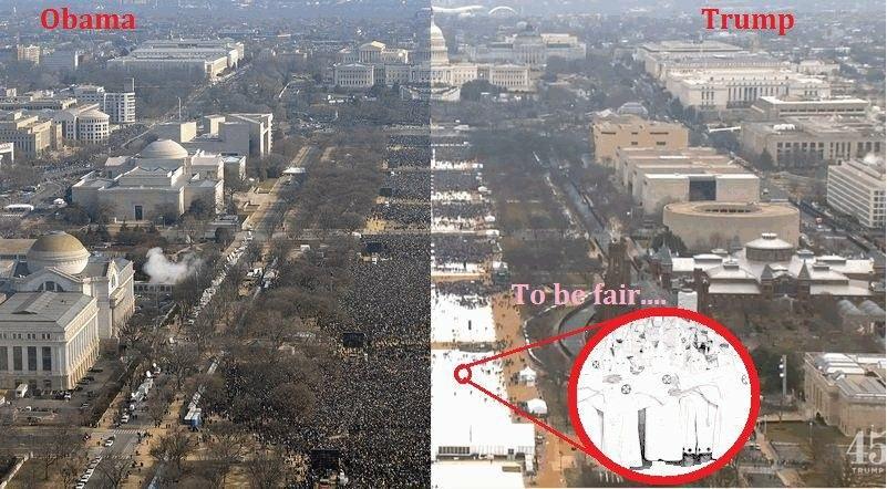 Obrázek TrumpvsObamajaktobyloveskutecnosti