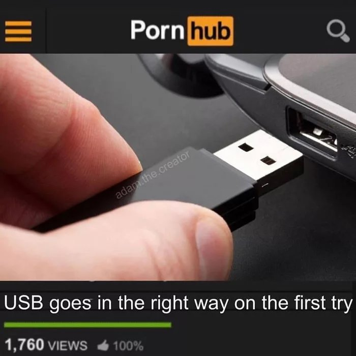 Obrázek USB-Porn