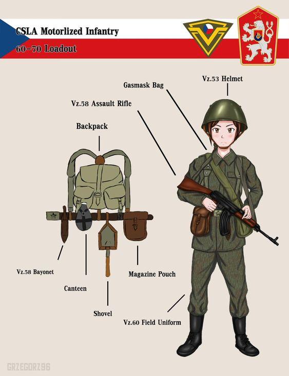 Obrázek VojakCSLA