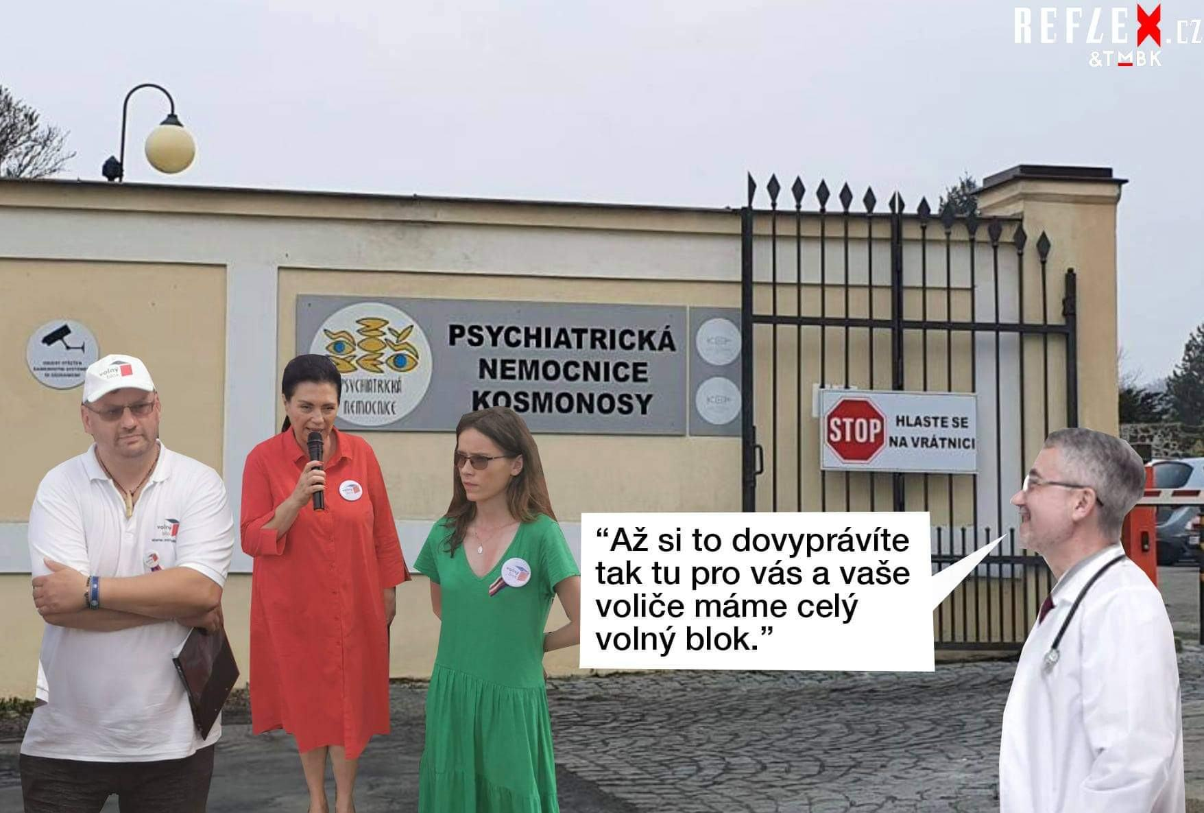 Obrázek Volnyblokprovsechny