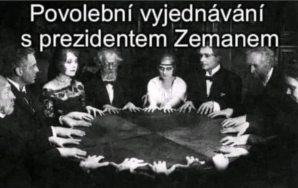 Obrázek VyjednavaniseZemanem
