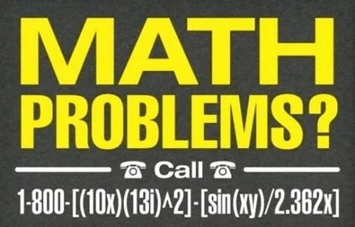 Obrázek When-you-have-to-solve-math-problems