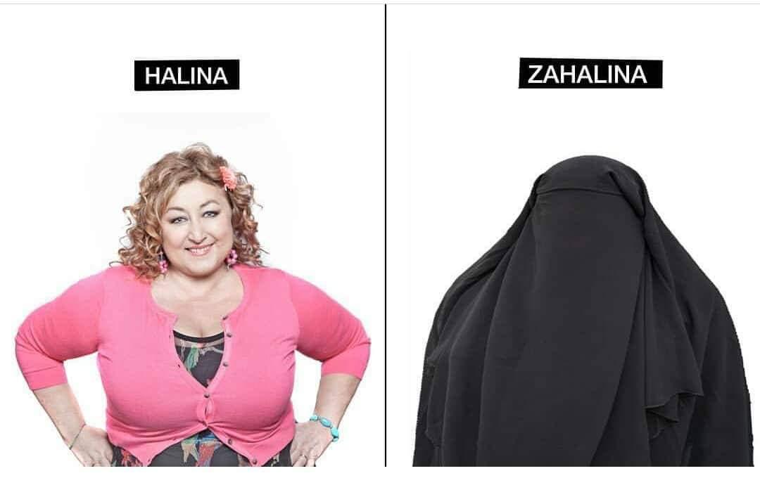 Obrázek Zahalinka
