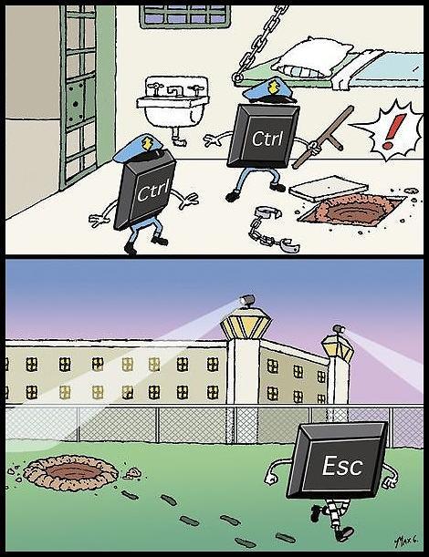 Obrázek Escape