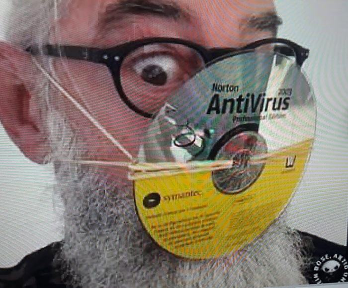 Obrázek antivirus