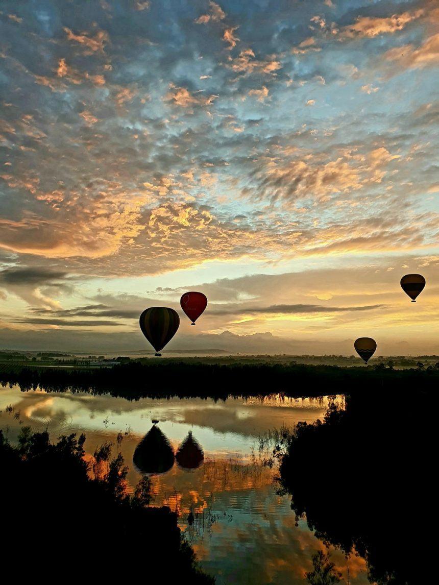 Obrázek balloonsatsunset
