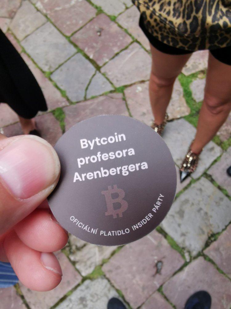 Obrázek bytcoinprofArenbergera