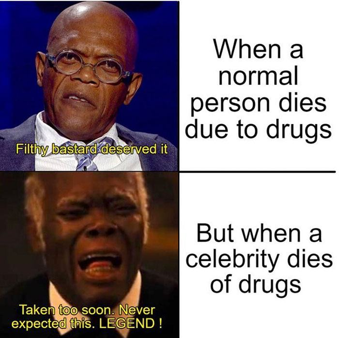 Obrázek celebrities and drugs
