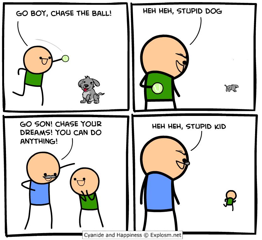 Obrázek chase-the-ball
