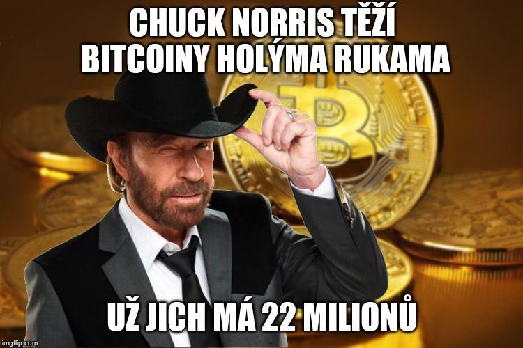 Obrázek chuckbitcoiny