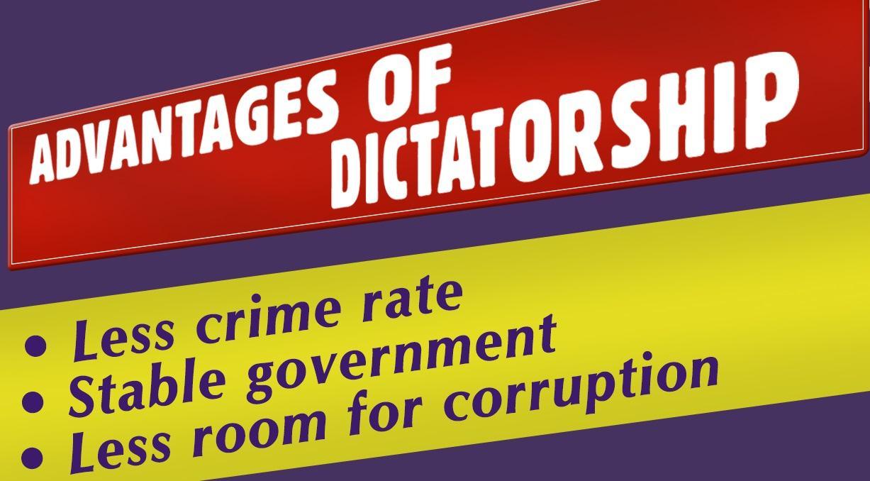 Obrázek diktatorship