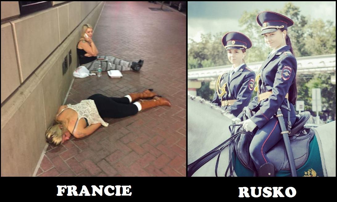 Obrázek francie-rusko