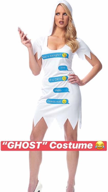 Obrázek ghost-costume