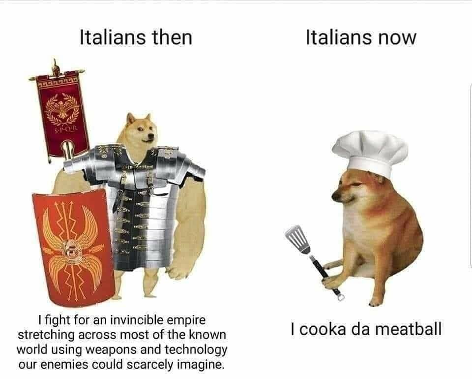 Obrázek italiansthenandnow