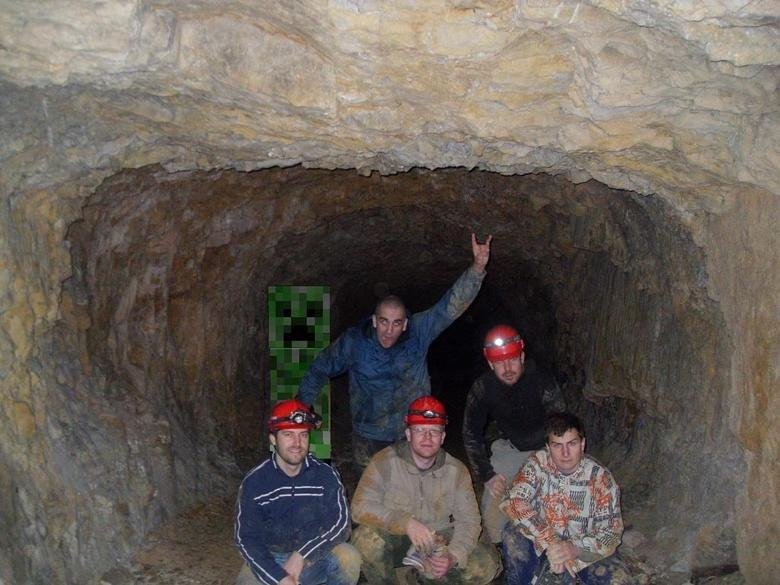 Obrázek jeskyne