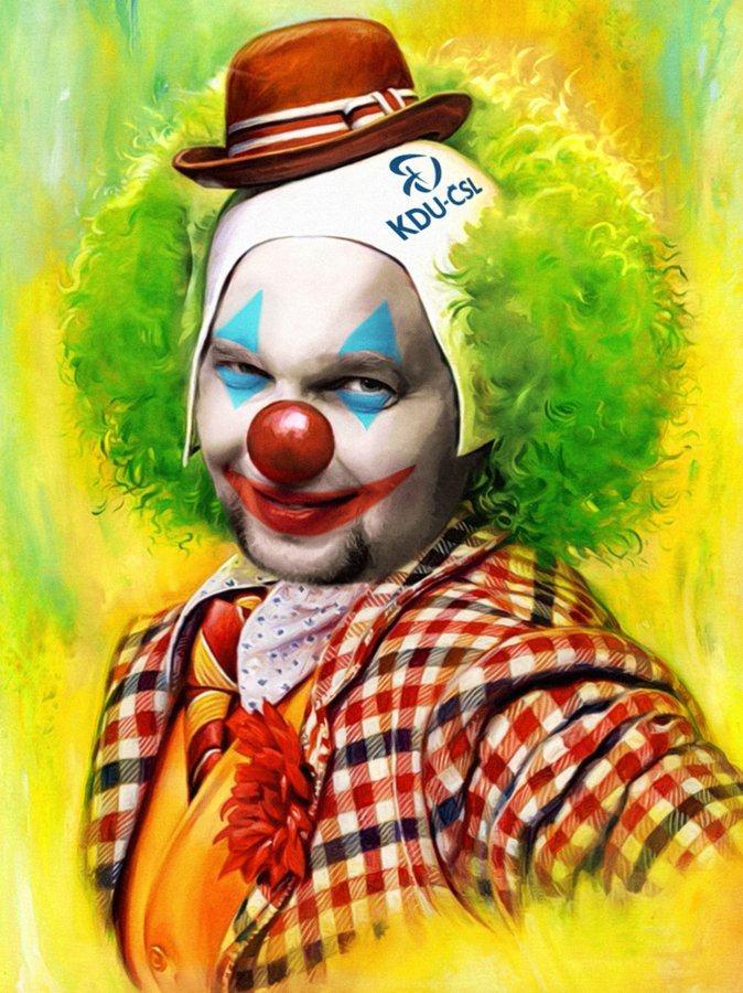 Obrázek klaun-jetoklaun