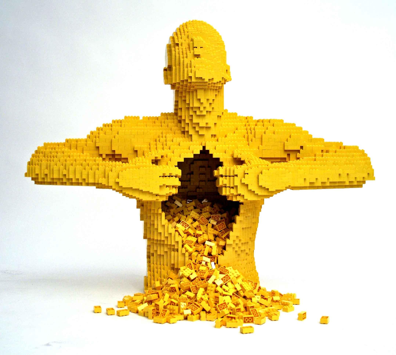 Obrázek lego-art