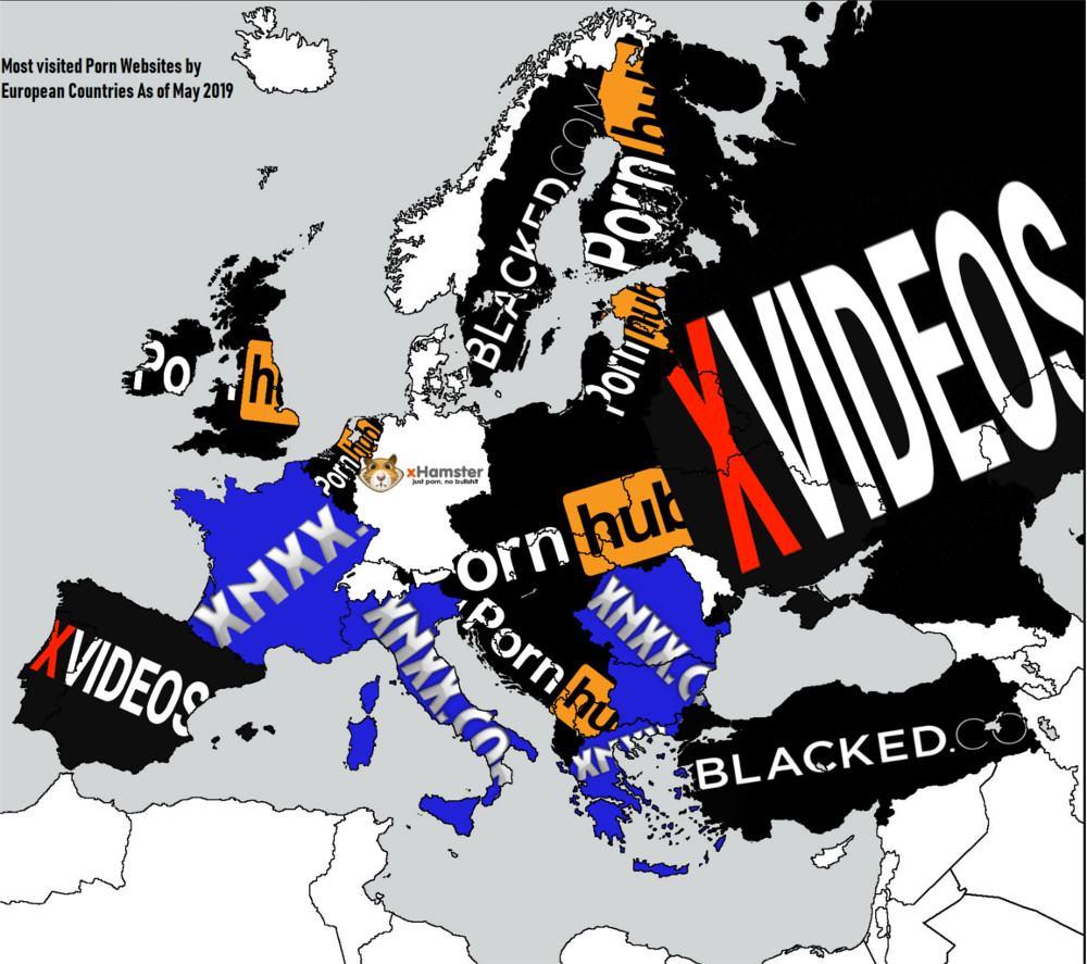 Obrázek mapaevropskehoporna