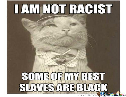 Obrázek not-racist