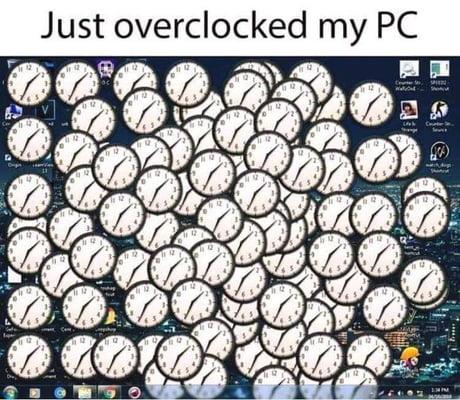 Obrázek overclockedPC