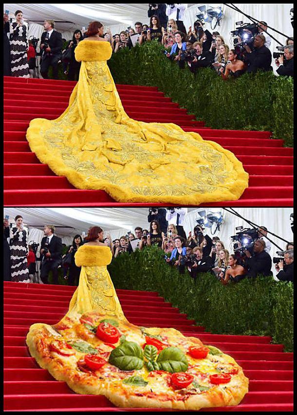 Obrázek pizza-dresses